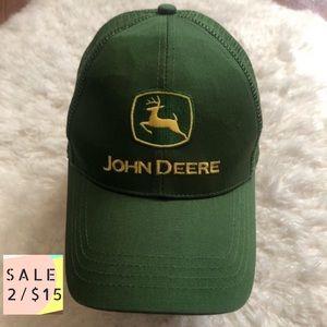 John Deere Snapback Trucker Baseball Cap